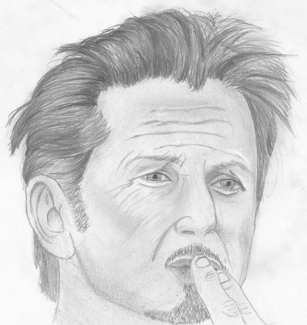 Sean Penn por wilson
